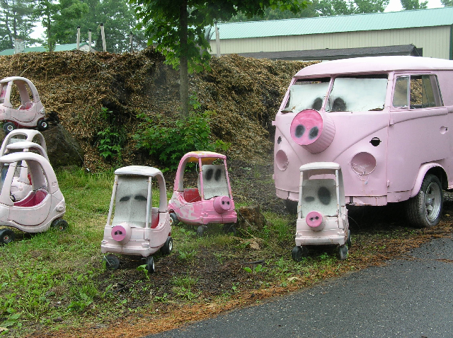 The Porky Van